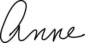 Anne Gannon Signature