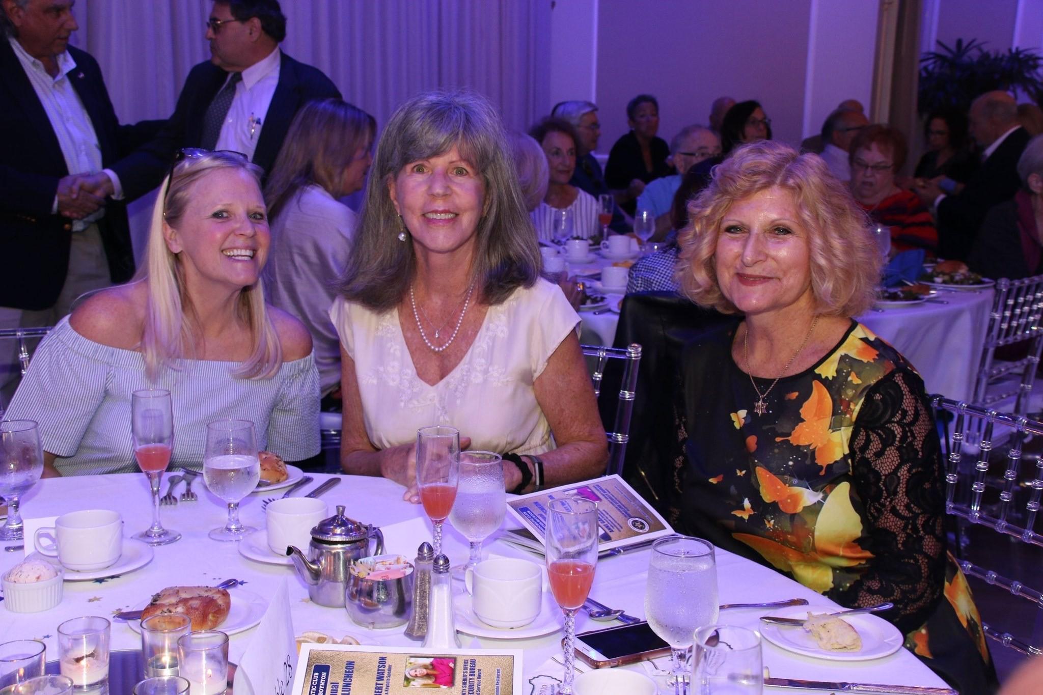 Bunny Steinman Award Luncheon