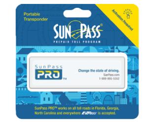 Sunpass pro