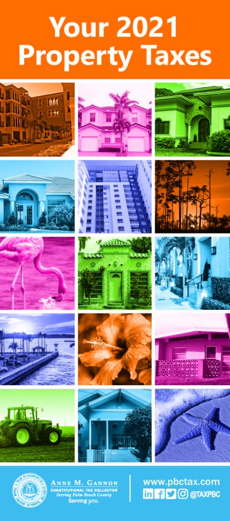 Your 2021 Property Taxes. collage of houses and homes